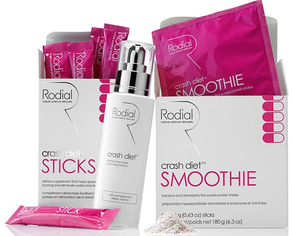 Rodial crash diet irresponsible advertising addicted to beauty